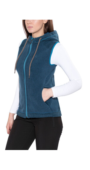 Tatonka Helston Vest Women iris blue
